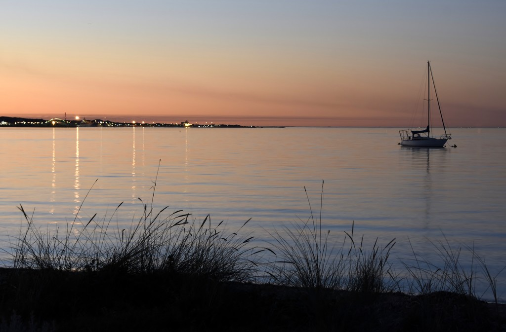 Sunset Serenity_DSC9611 by merrelyn