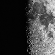 23rd May 2018 - Mountains on the moon