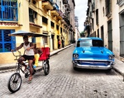 9th May 2018 - Getting around in Havana