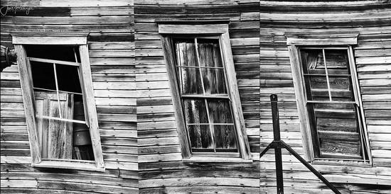 Three Windows by jgpittenger