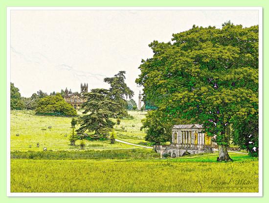 Stowe Gardens by carolmw