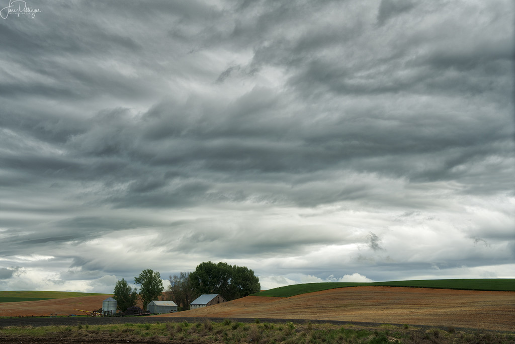 Big Sky Country by jgpittenger