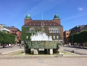 25th May 2018 - The courthouse in Borås
