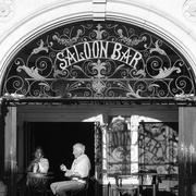 22nd May 2018 - Half & half - Saloon bar