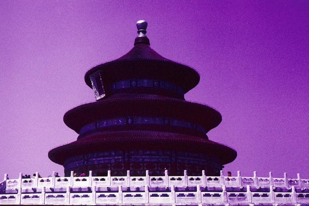 Temple of Heaven by peterdegraaff