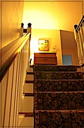 26th May 2018 - A Light at the Top of the Stairs
