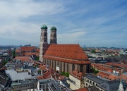 25th May 2018 - Munich Sightseeing 1: Frauenkirche