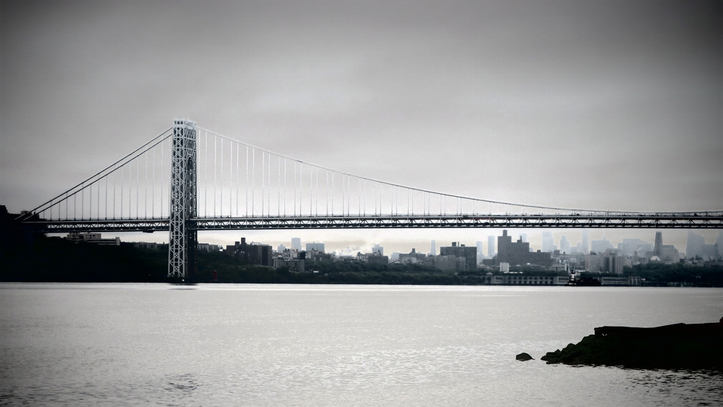 George Washington Bridge by april16