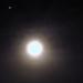 Jupiter and the moondog