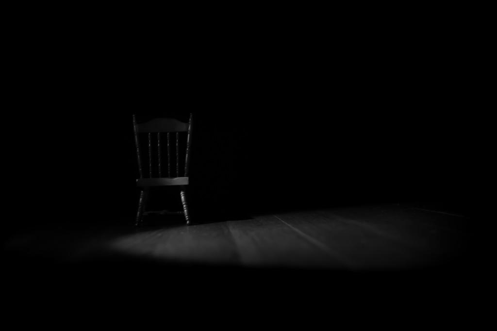 """hello darkness my old friend..."" by northy"
