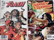 31st May 2018 - DC Comics Half and Half