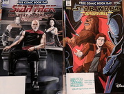 29th May 2018 - Star Trek vs Star Wars