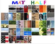 31st May 2018 - May Half Calendar