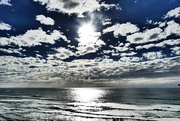 30th May 2018 - sunshine reflecting on the ocean