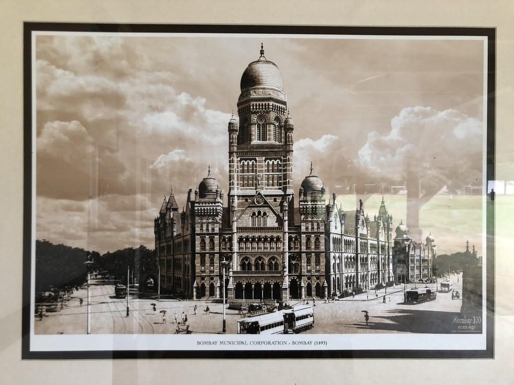 The Bombay Municipal Corporation, Mumbai by veengupta