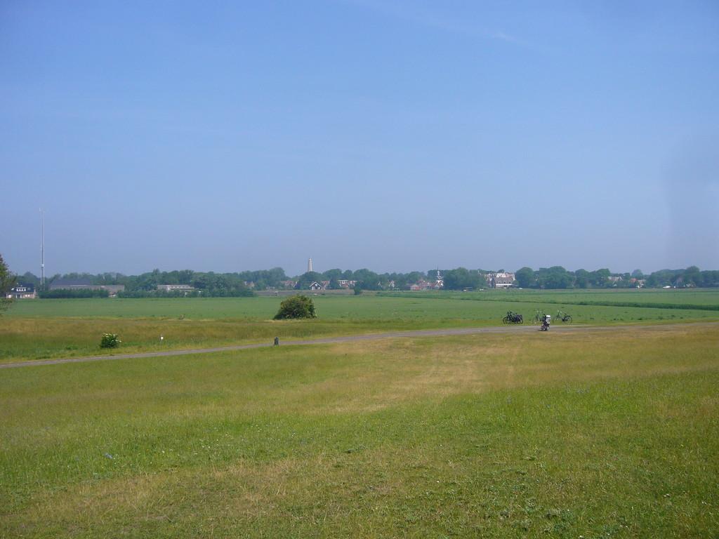 Schiermonnikoog. Horizon is the may18word by ideetje