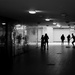 Rennes: access walkway under the shopping mall by vignouse