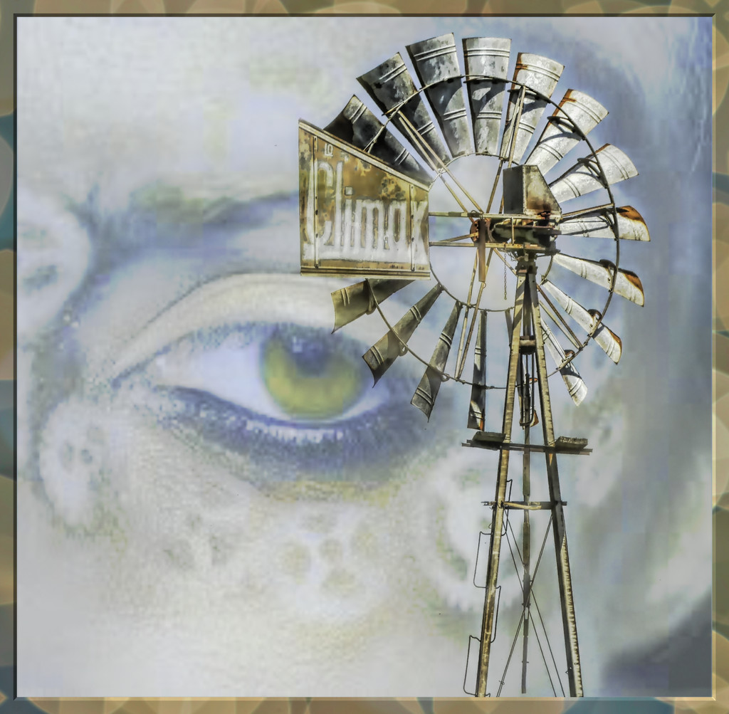 Windmills of your mind by ludwigsdiana