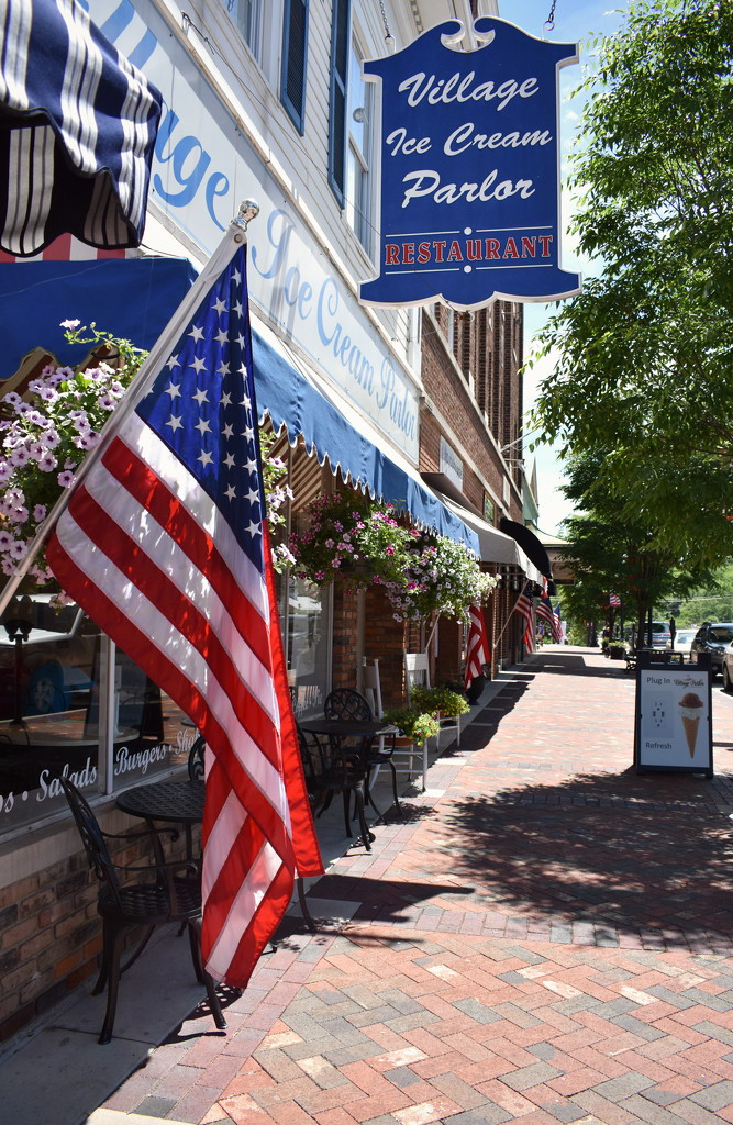 Small Town Americana by alophoto