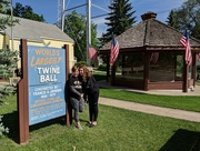 1st Jun 2018 - Visiting the World's Largest Ball of Twine