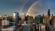 29th May 2018 - Double Rainbow, Pano Version