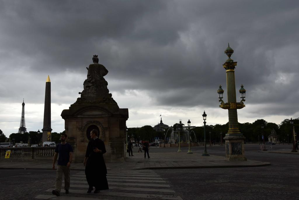 place de la Concorde by parisouailleurs