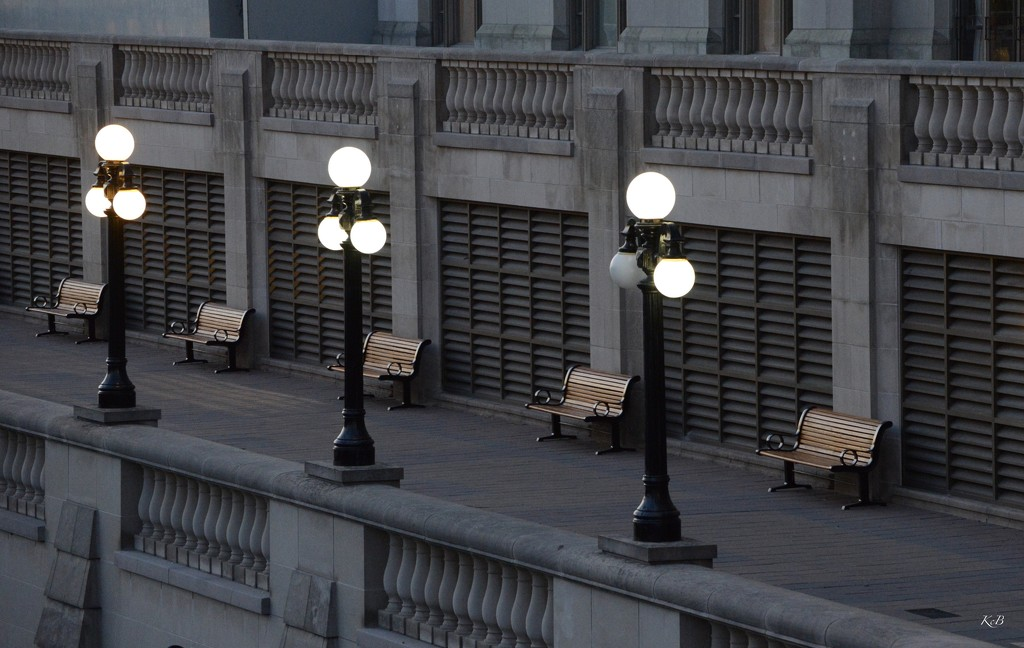Benches by kathiecb