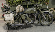 3rd Jun 2018 - 1941 Matchless Motorcycle