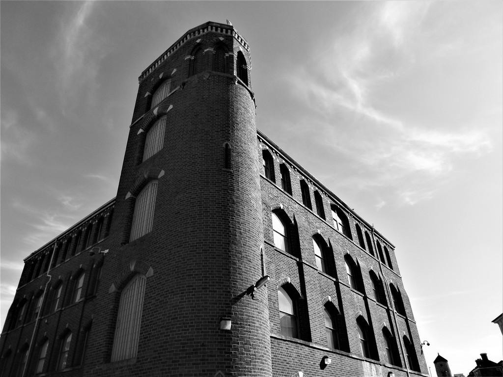 Clarks Mill by ajisaac