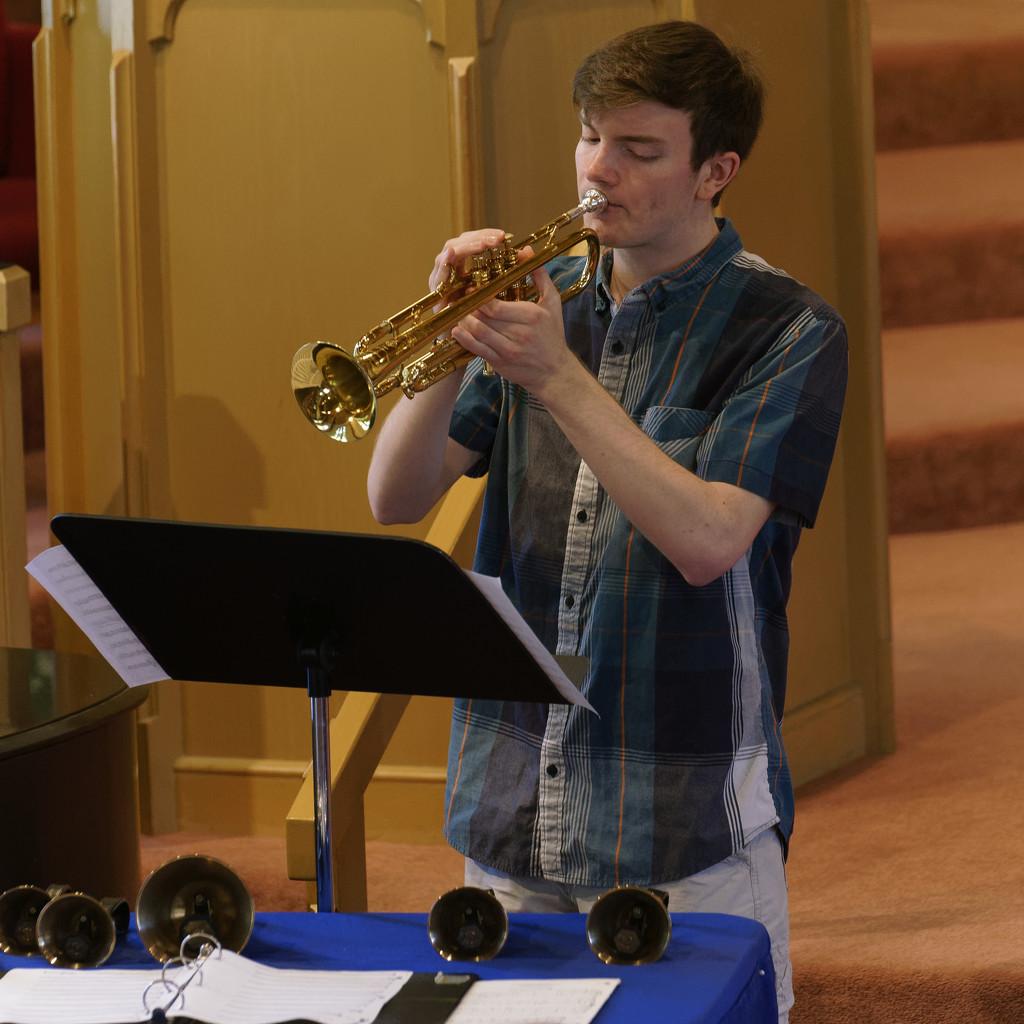 Trumpet by rminer