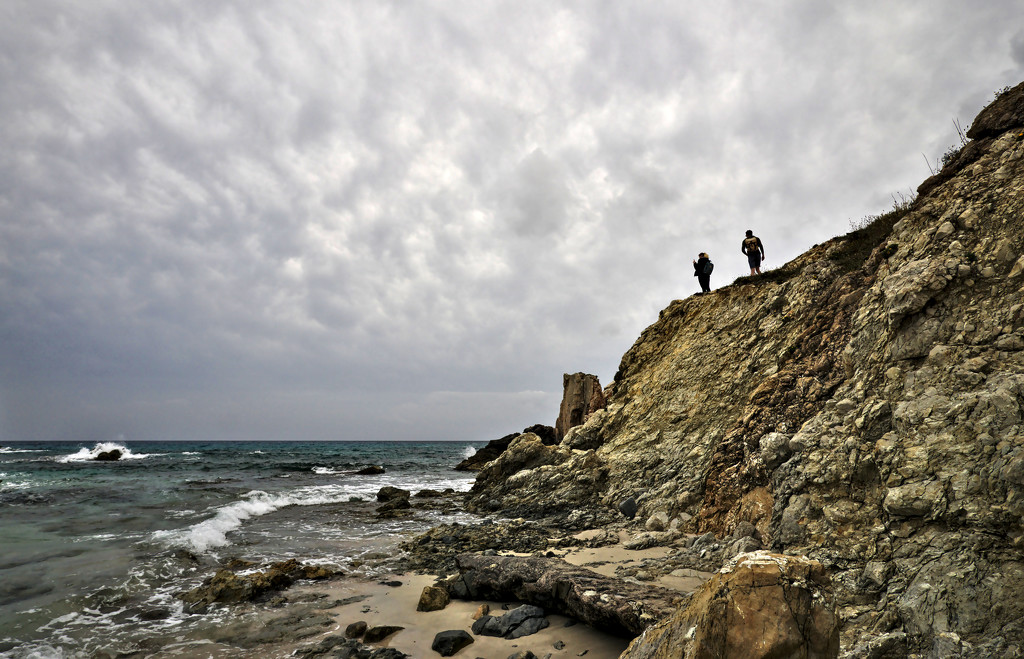 On The Rocks In Cala Ratjada by phil_howcroft