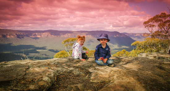 Our Mountain Home by purdey