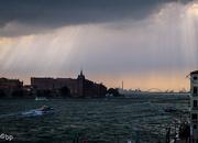 6th Jun 2018 - Storm approaching Venice