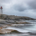 Peggys Cove Lighthouse by pdulis