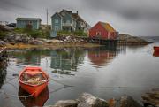 6th Jun 2018 - Peggys Cove Fishing Village