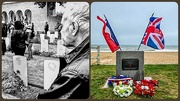 7th Jun 2018 - Ranville War Cemetery and Sword Beach