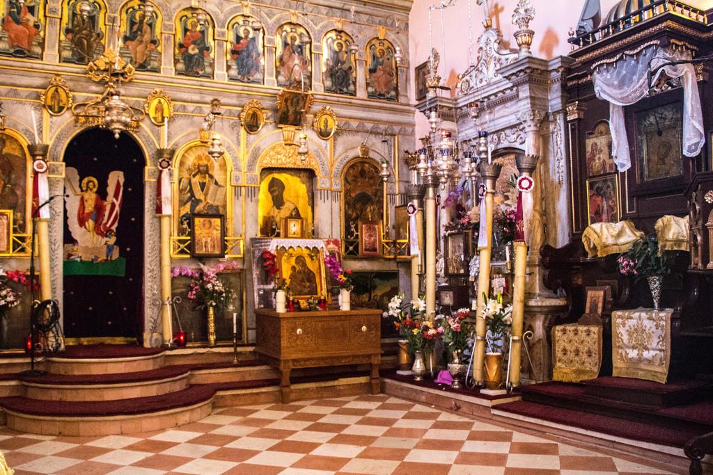 Orthodox  church by callymazoo