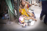 4th May 2018 - Begging in the Streets