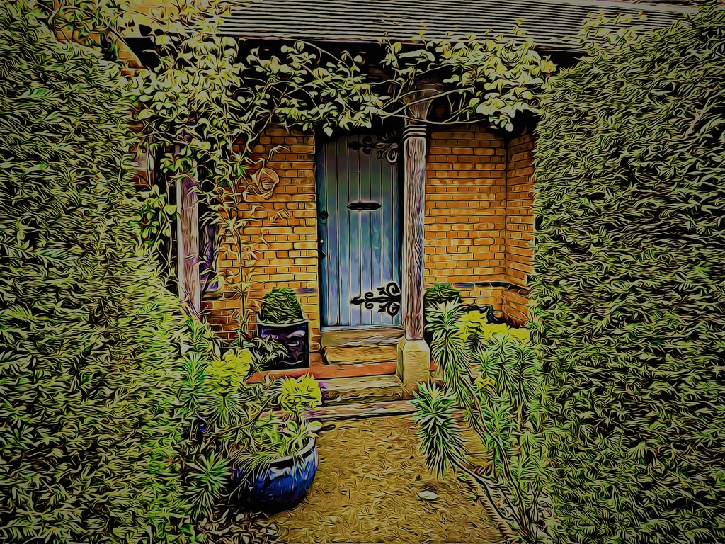 My Front Porch by ajisaac
