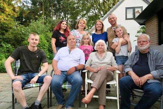 family photo by gijsje