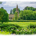 St.Denys Church From Kelmarsh Gardens