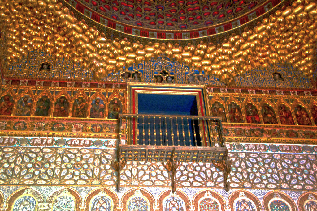 ALCAZAR OF SEVILLE - 3 by sangwann