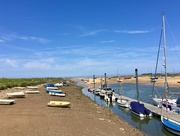 11th Jun 2018 - Boats At Wells