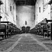 Paimpont 2018: Day 137 - Paimpont Abbey - the Nave