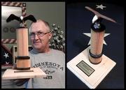11th Jun 2018 - The Colonel's Golden Filter Award