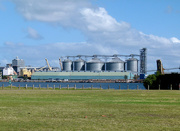 13th Jun 2018 - Grain Silos - Newcastle