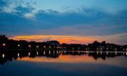 13th Jun 2018 - Sunset at Colonial Lake, Charleston, SC