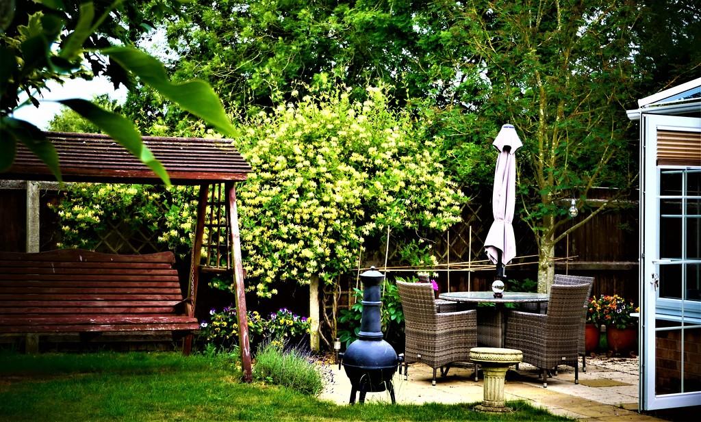 Garden Patio by carole_sandford