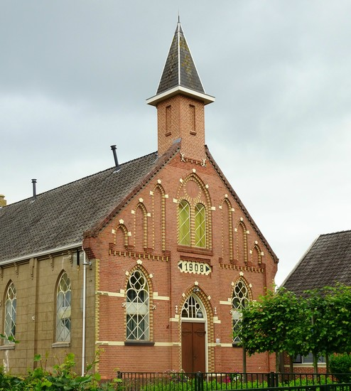 Dutch Reformed church by gijsje