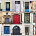 Doors of Montreuil